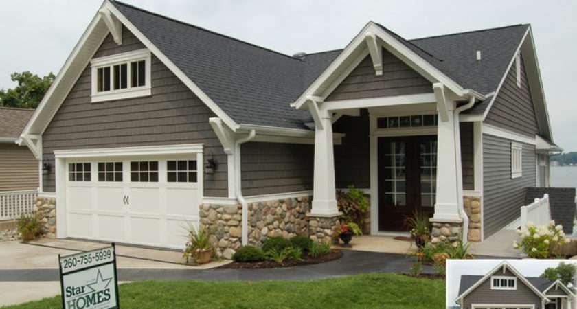 Shaker Style Homes Exterior House Design Plans