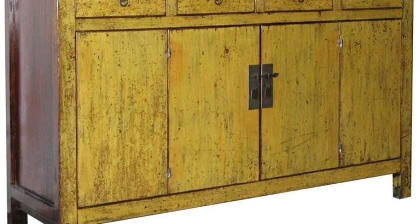 Shanxi Yellow Buffet Stdibs
