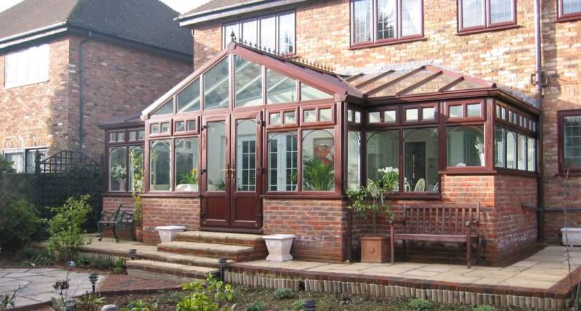 Shaped Conservatories Bespoke