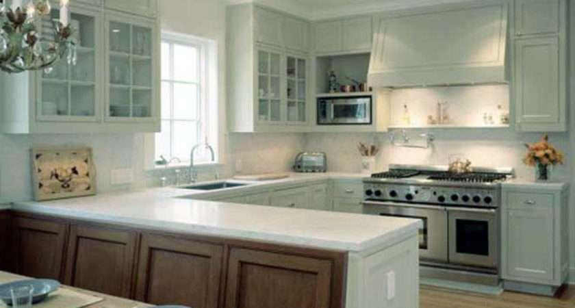 Shaped Kitchen Designs Design Shape India