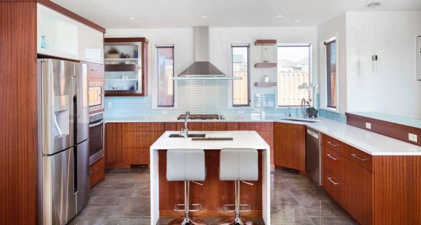 Shaped Kitchen Designs Designing Idea