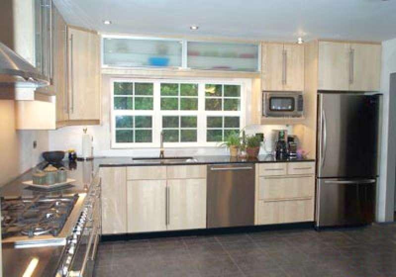 Shaped Kitchen Designs Modern