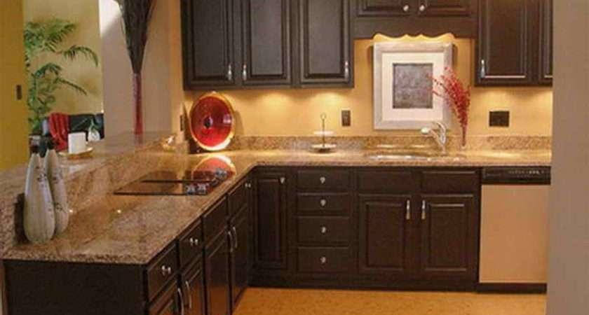 Shaped Kitchen