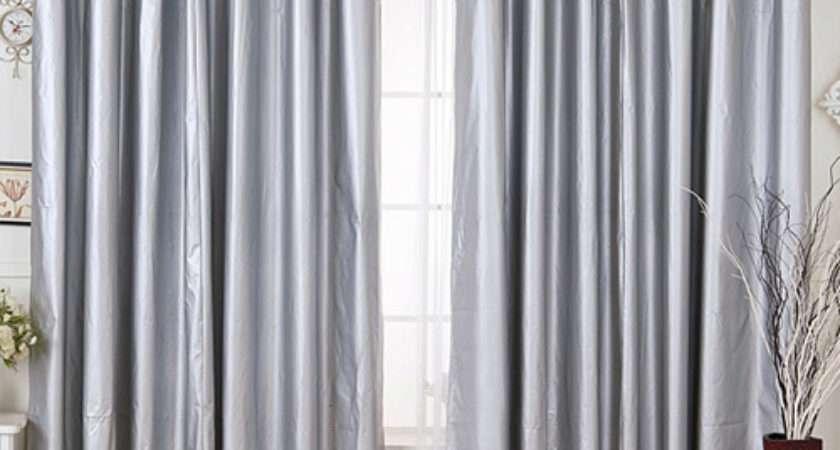 Sheer Blockout Waterproof Fabric Window Curtain