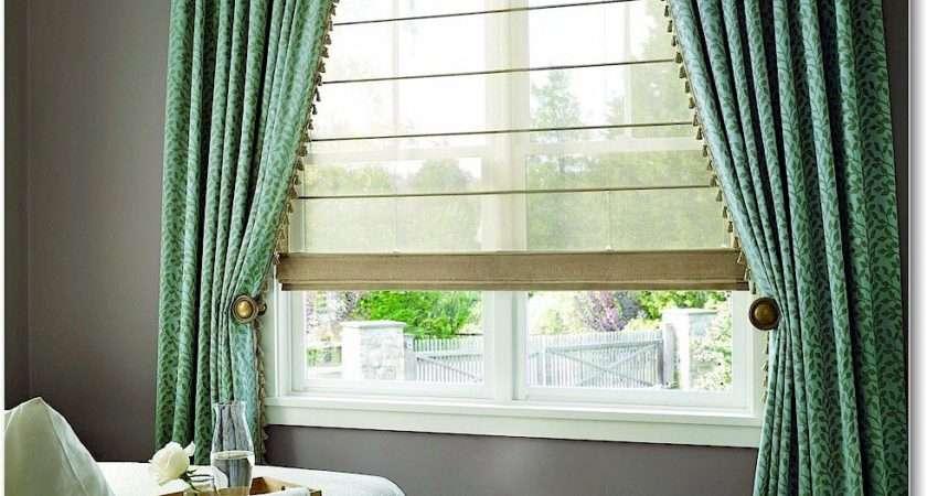 Sheer Roman Shades Your Pleasure Window Treatments
