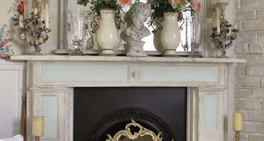 Shingle Cottage Shabby Chic Romantic Style Lace