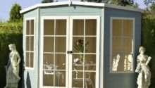 Shire Hampton Corner Summerhouse