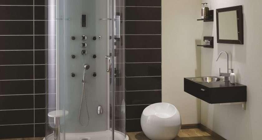 Shower Cabin Shaped Enclosure Furniture
