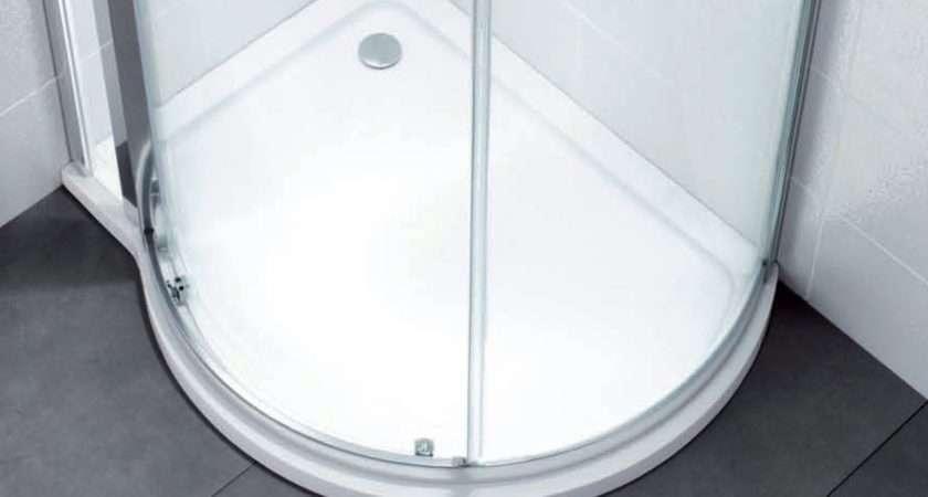 Shower Enclosures Tray April Low Level Shape