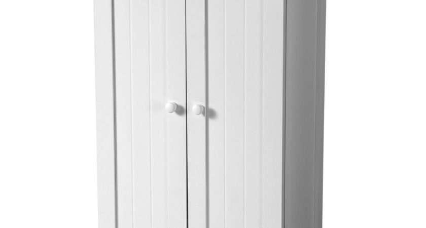 Showerdrape Dakota Freestanding Gloss White Bathroom
