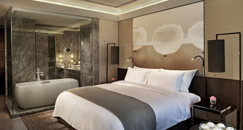 Siam Kempinski Hotel Room Interior