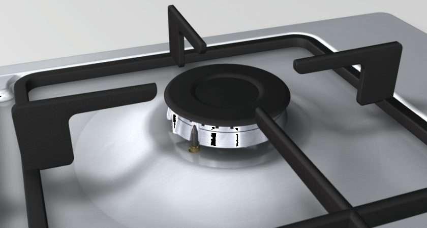 Siemens Gas Hob Integrated Controls