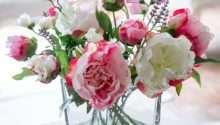 Silk Peony Mix Flyingflowers