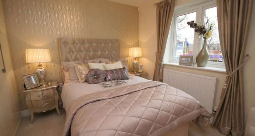 Silky Glamorous Sumptuous Bedroom Northern Design Awards Friday