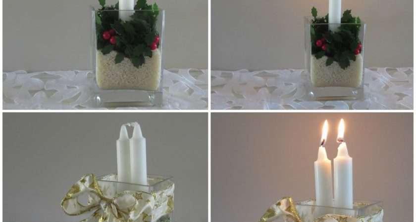 Silver Christmas Table Decoration Ideas