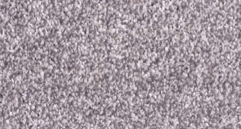 Silver Grey Splendid Saxony Feltback Carpet Buy