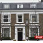 Simon Cowell Mansion Hit Burglars While Home Gossip