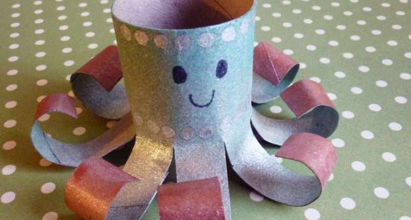Simple Art Projects Kids Craft Ideas