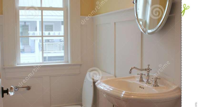 Simple Bathroom Plumbing Home