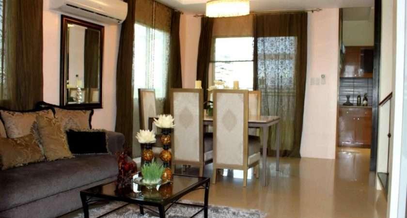 Simple Filipino House Interior