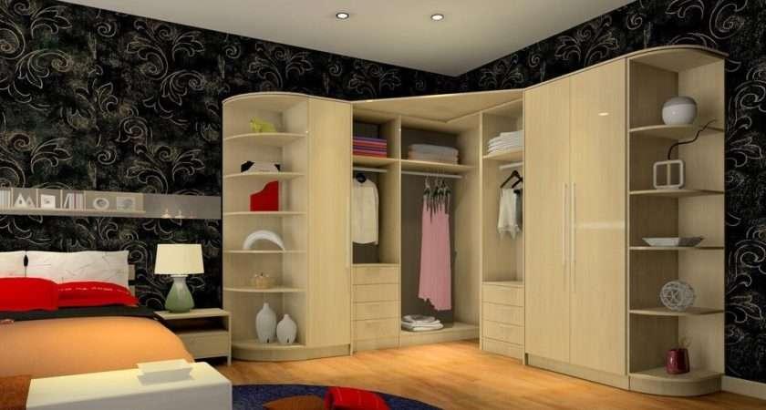 Simple Interior Design Bedroom Wardrobe Wardrobes