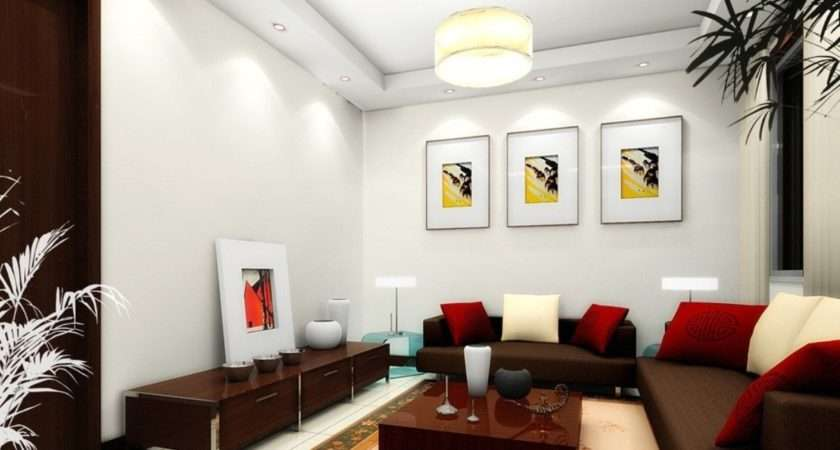 Simple Living Room Interior Design Ideas