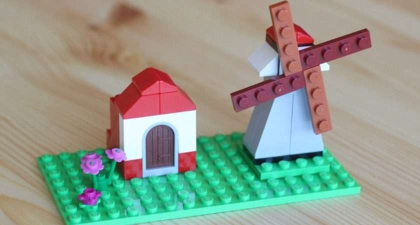 Simple Projects Beginning Lego Builders Frugal