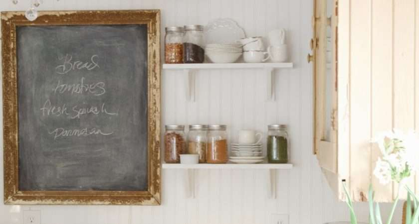 Simple Storage Ideas French Country Cottage
