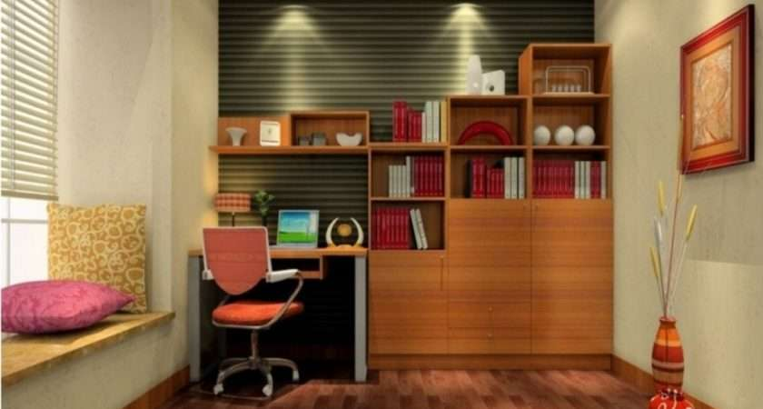 Simple Study Room Design Modern Beautiful