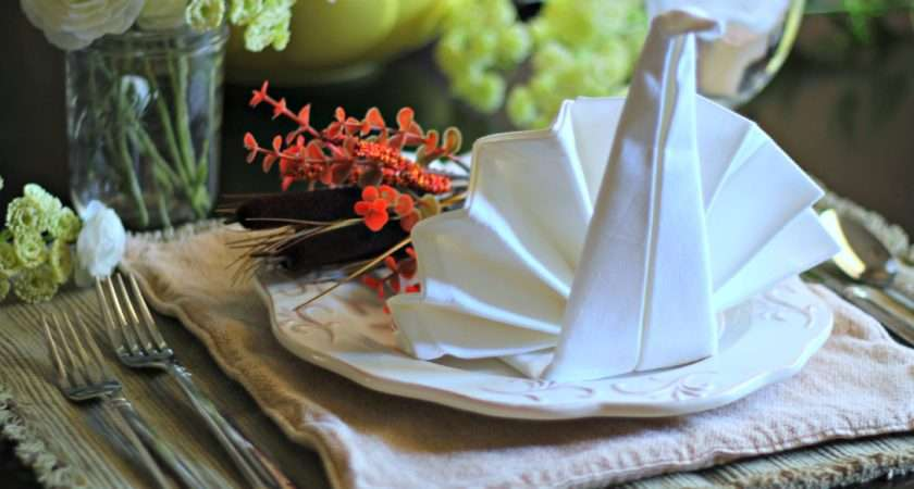 Simple Table Decor Idea One Think May Using