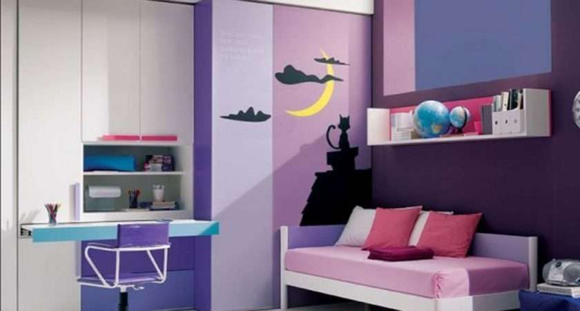 Simple Teenage Bedrooms Decorating Ideas Decobizz