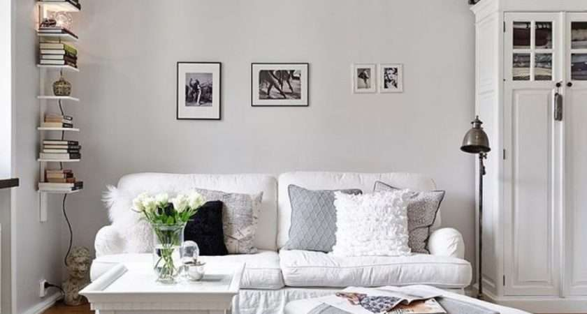 Simply White Living Room Ideas Abpho