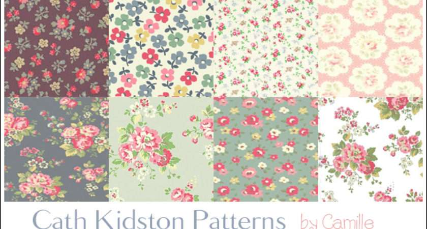 Sims Blog Cath Kidston Patterns Set Camille