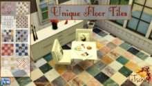 Sims Blog Unique Floor Tiles Tatschu