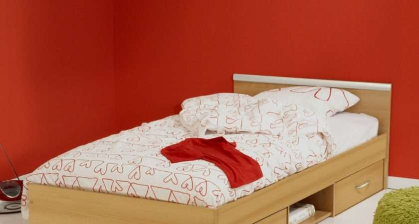 Single Bed Designs Home Decorating Ideas