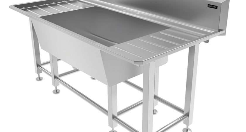 Single Bowl Double Drainer Belfast Sink Manufacturer