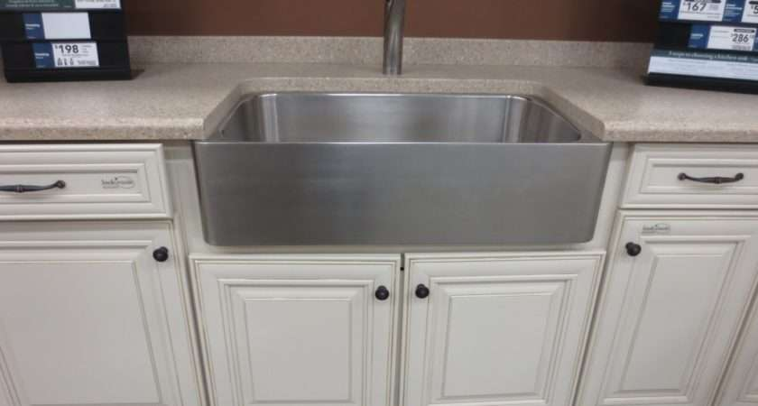 Sink Something Like One Only Countertop Stainless