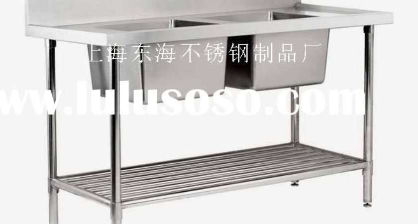 Sinks Commercial Stainless Steel Large Sink