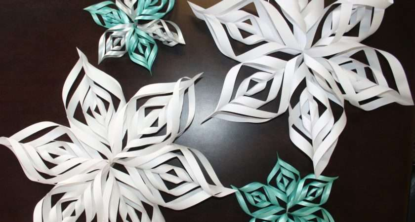 Six Pointed Snowflake Tutorial Totally Love
