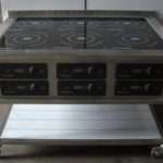 Six Ring Induction Hobs