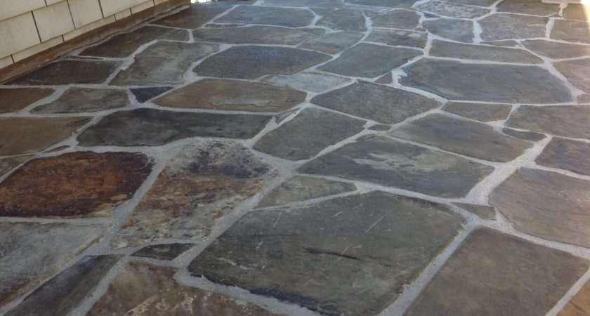 Slate Tile Driving Crazy California Restoration