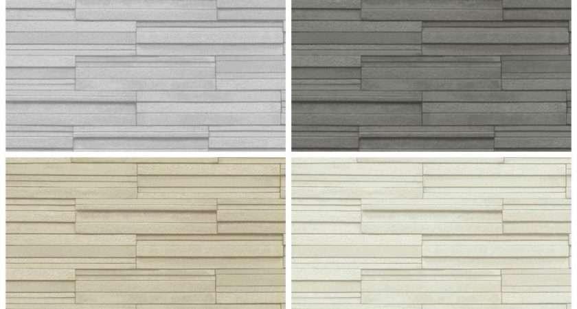 Slate Tile Stone Brick Effect Kitchen Bathroom Ebay
