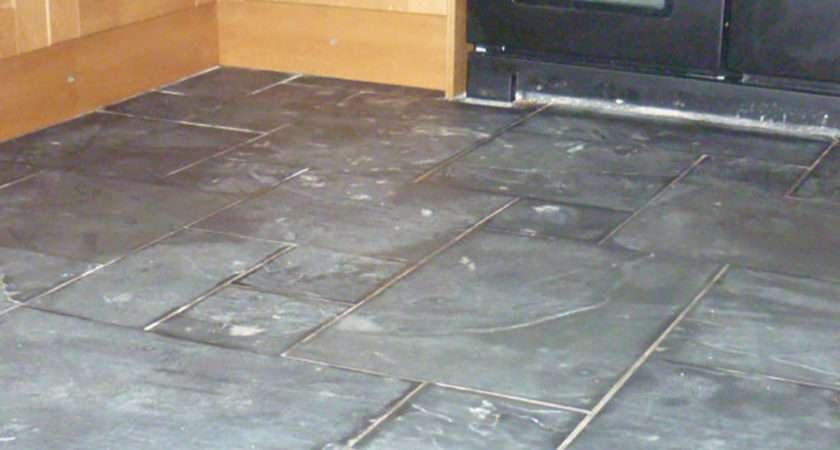 Slate Tiled Floor Restoration Company
