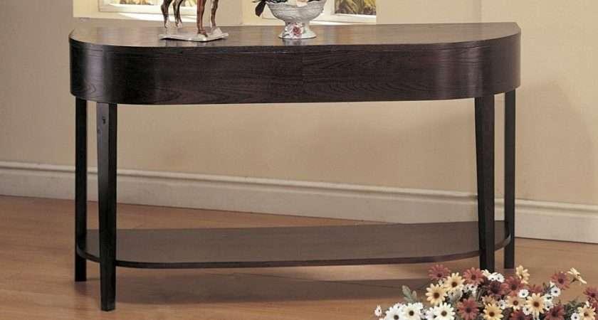 Sleek Design Sofa Table Console Tables
