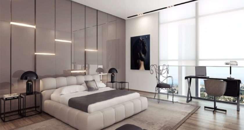 Sleek Modern Master Bedroom Designs