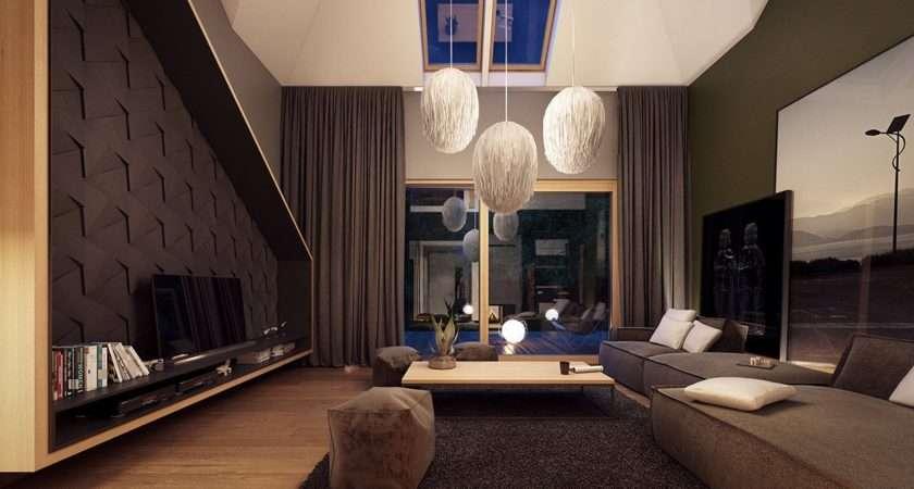 Sleek Sofas Interior Design Ideas