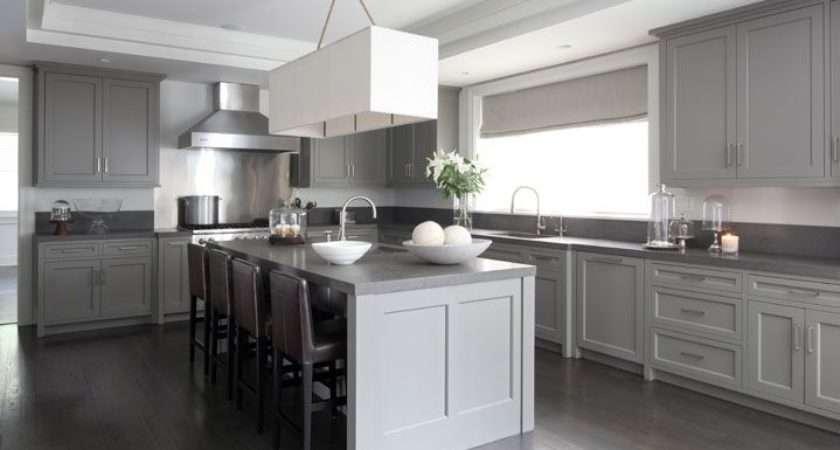 Slides Light Gray Kitchens Homeideasblog