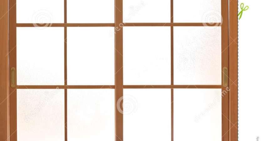 Sliding Glass Modern Door Japan Style