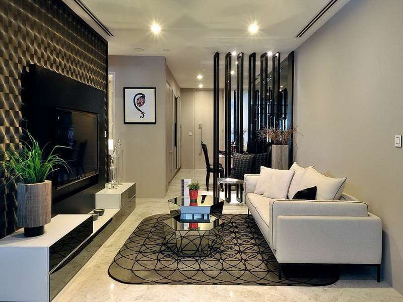 Small Apartment Living Room Decorating Ideas