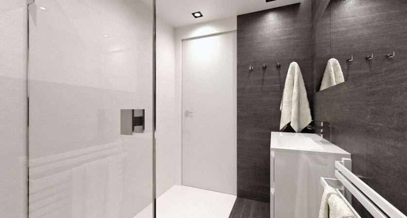 Small Attic Bathroom Ombygning Pinterest